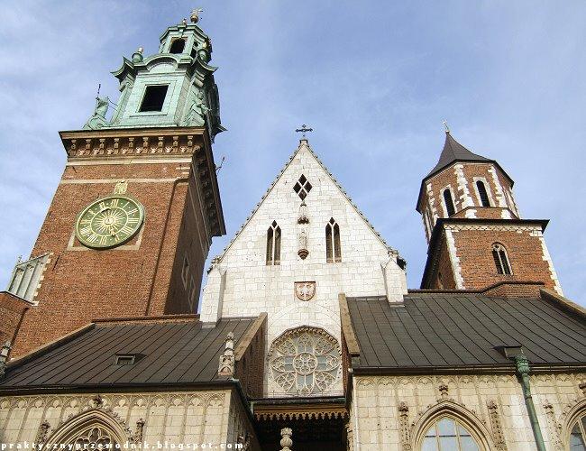 Wawel Kraków Ktedra na Wawelu