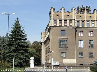 Kraków Nowa Huta Huta Lenina
