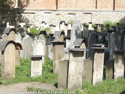 Cmentarz żydowski Remuh Kraków Kazimierz