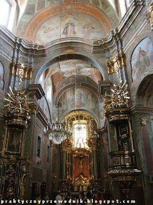 Chełm Kościół Rozesłania Świętych Apostołów