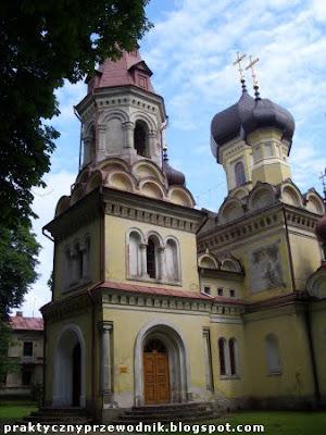 Cerkiew prawosławna Zaśnięcia Najświętszej Maryi Panny w Hrubieszowie