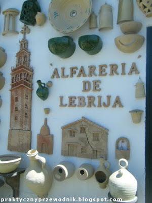 Wytwórnia naczyń ceramicznych w Lebrija