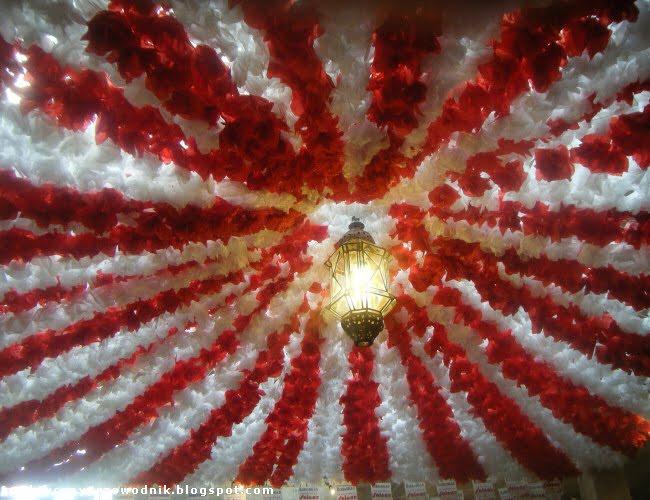 Święto Cruces en Lebrija w Hiszpanii