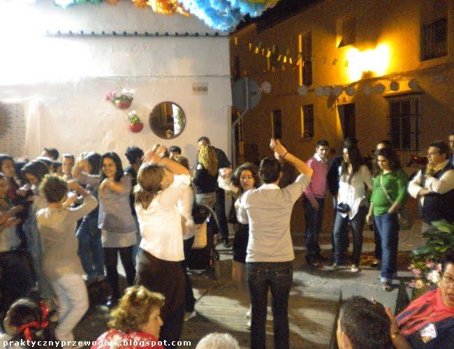 Cruces en Lebrija Andaluzja