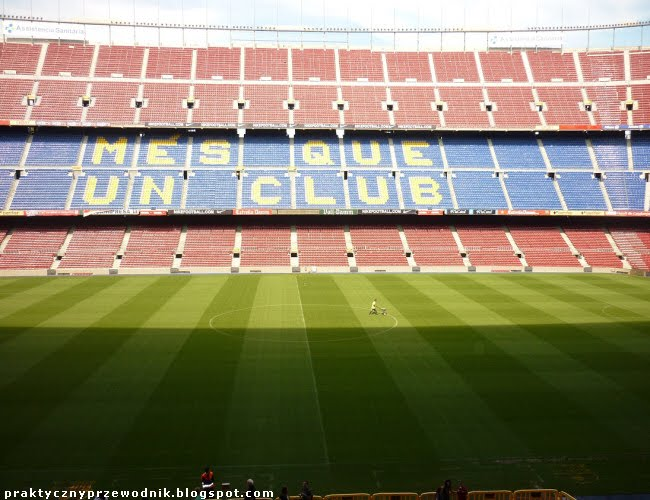 stadion piłkarski FC Barcelona