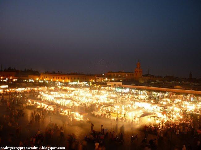 Dżamaa al-Fina Maroko