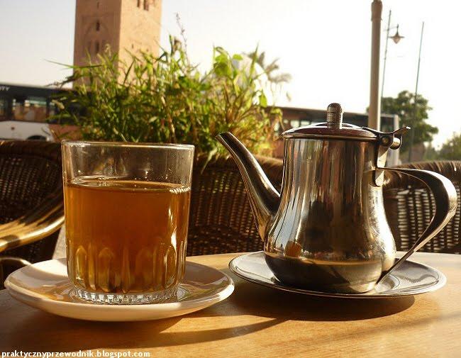 Herbata po marokańsku