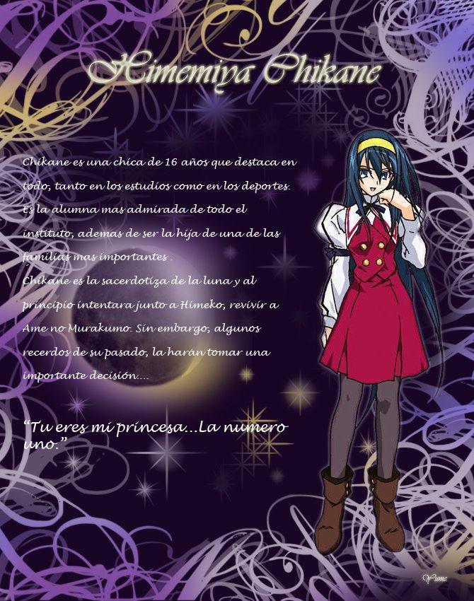 Personaje Favorito Himemiya-chikane