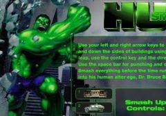 Hulk Free Online Games