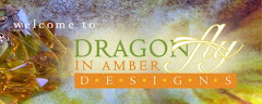 Dragonfly In Amber Designs