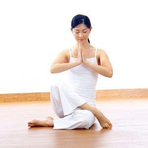 Hatha yoga kriyas