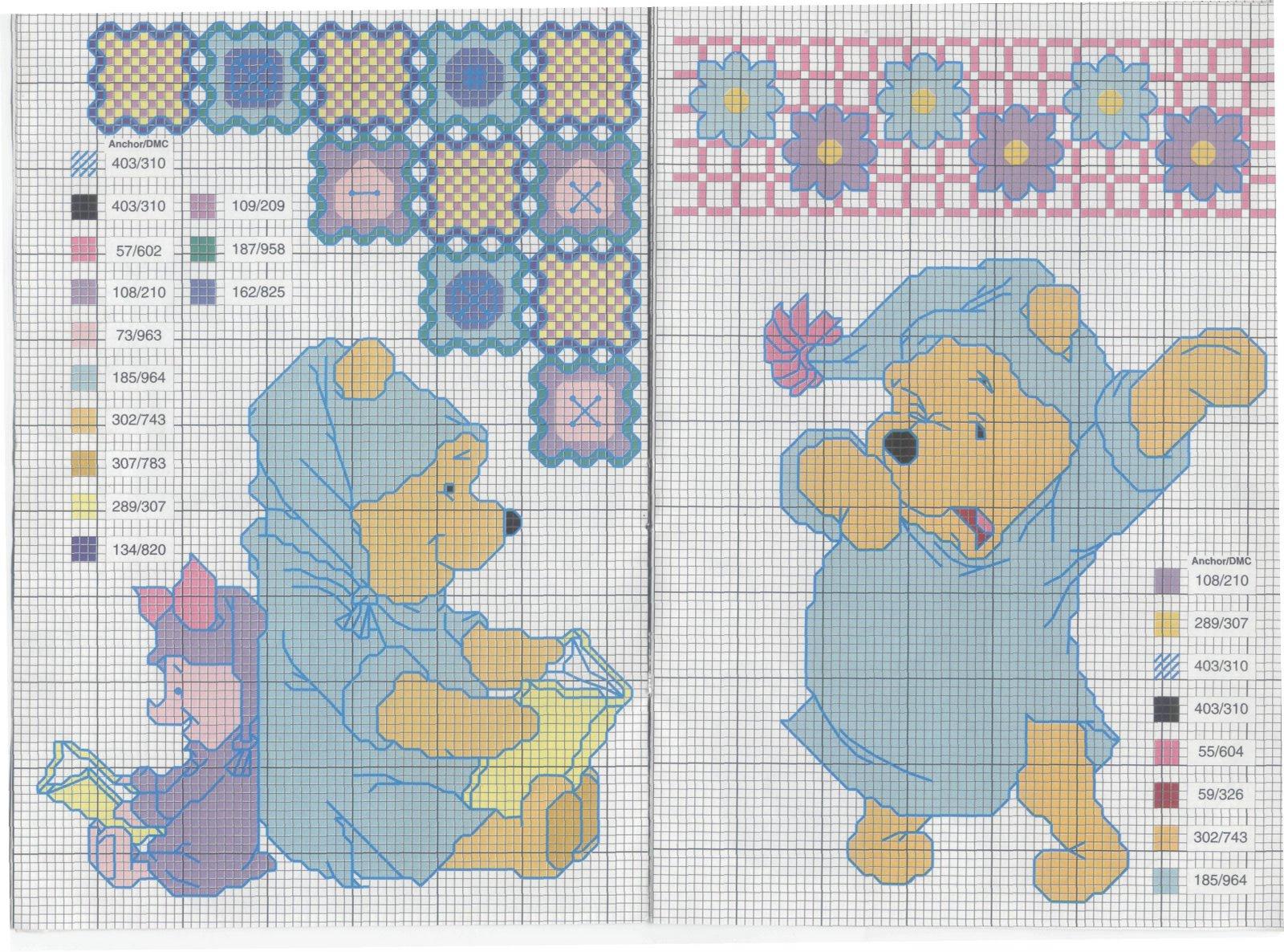 К сожалению, самостоятельно перевести понравившееся изображение в схему вышивки крестом довольно трудоёмкая задача...