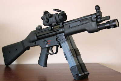 HK MP10--is it good or bad? - Project and Conversion 10mm Firearms ...