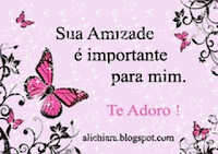 Sua Amizade!