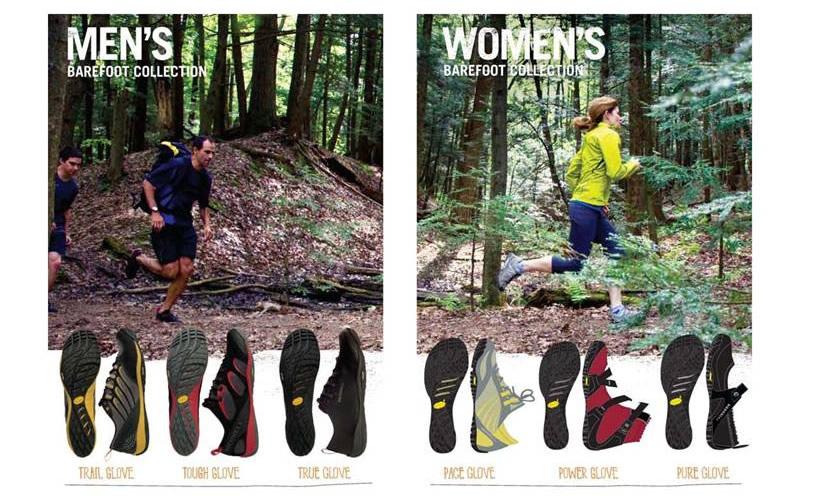 Merrell plus vibram equals barefoot collection barefootdaves com