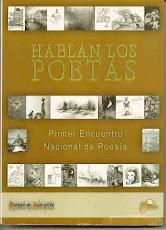 Hablan los Poetas: Primer Encuentro Nacional de Poesía