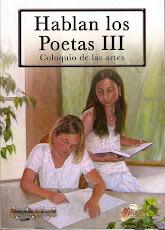 III Libro Hablan los Poetas