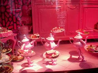 Baking cupcakes…
