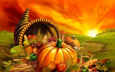 #20 Happy Thanksgiving Wallpaper