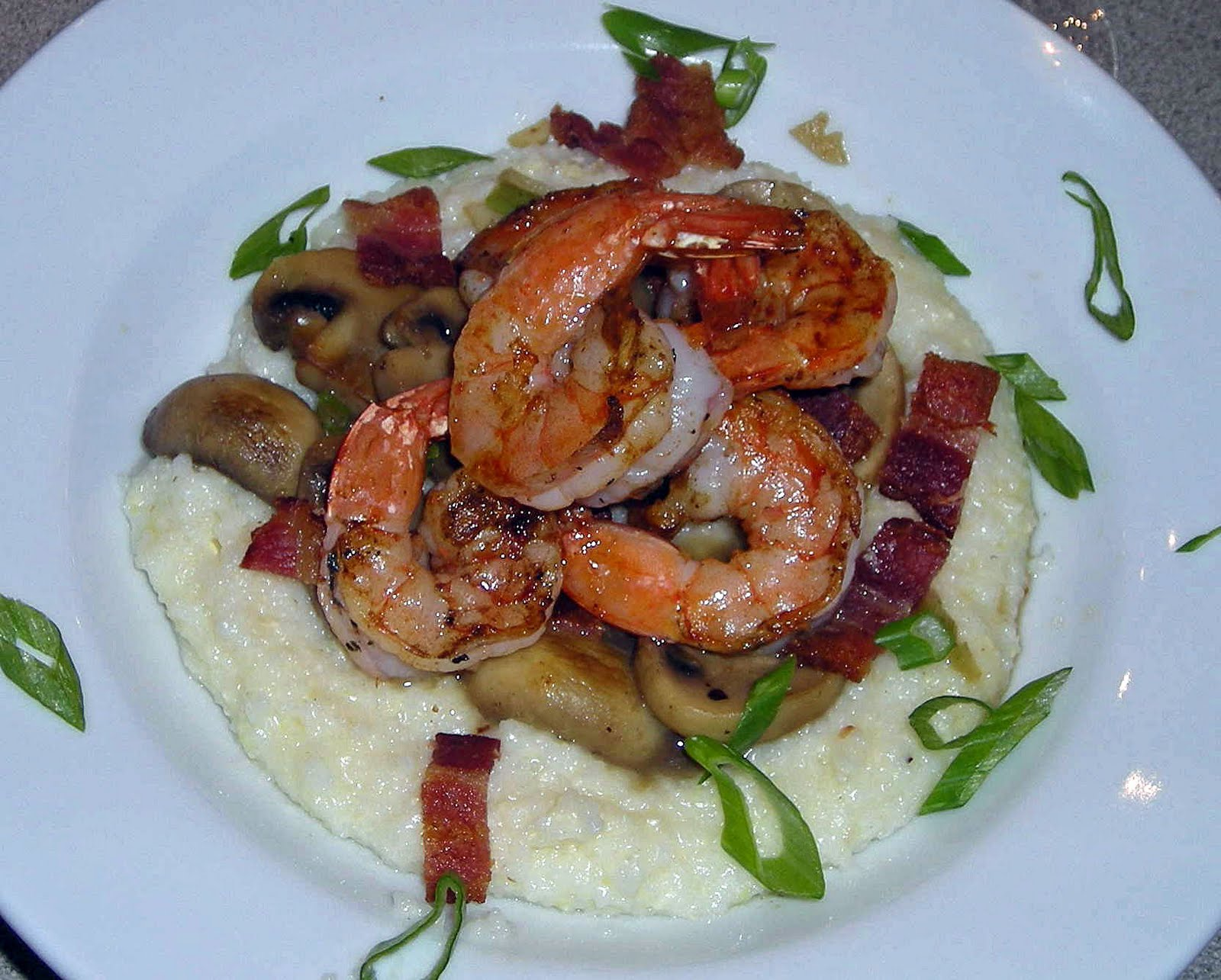My Carolina Kitchen: Low Country Shrimp and Grits