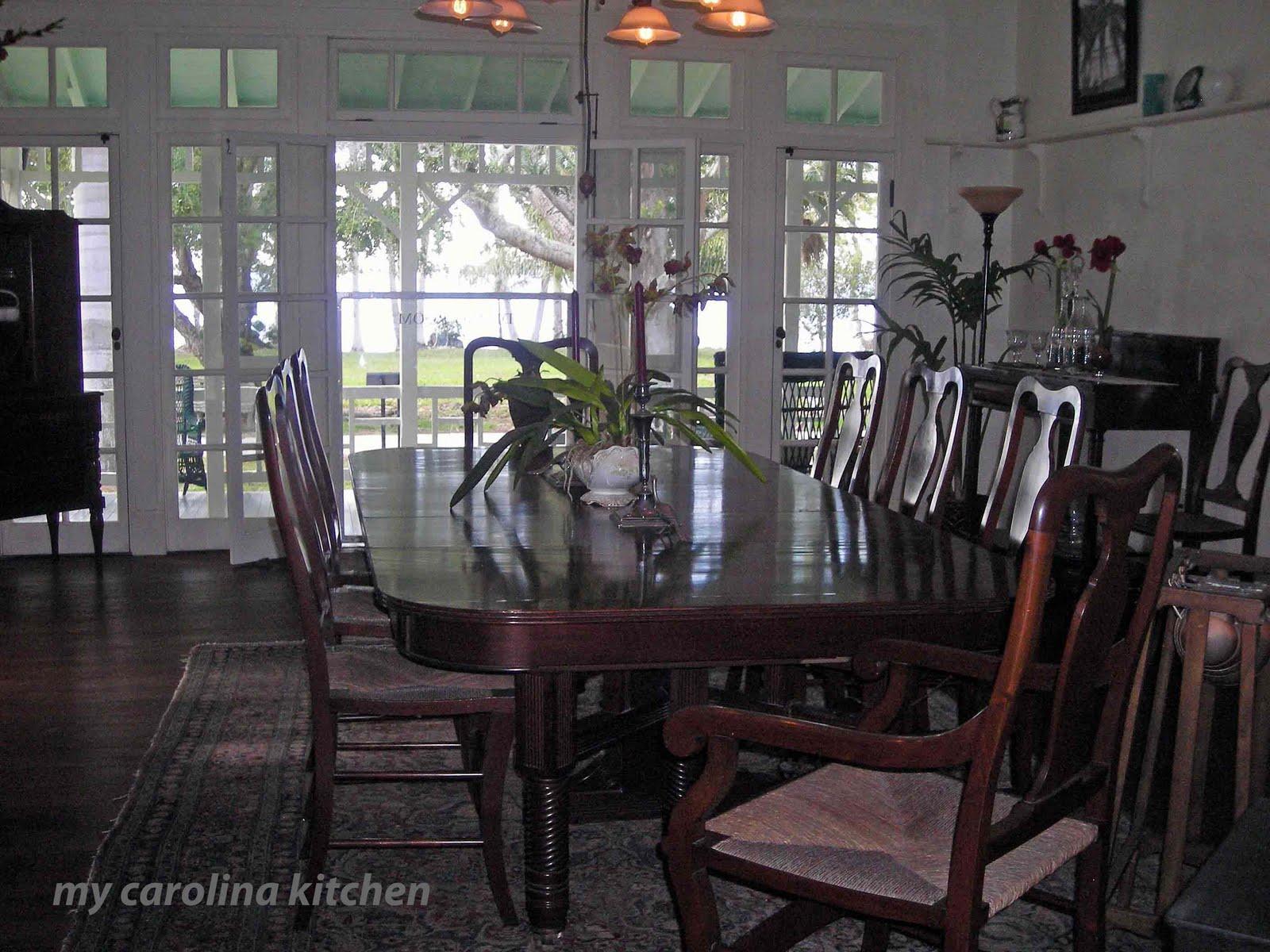 My carolina kitchen a tour of thomas edison s winter home for 2 kitchen ct edison nj