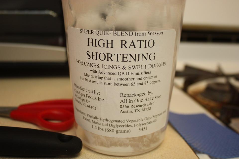 ck high ratio shortening