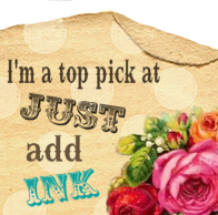 I'm A Top  Pick at Just- Add- Ink