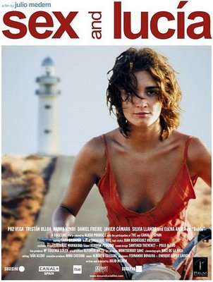 France Romantic Movie - Sex and Lucia (2001)