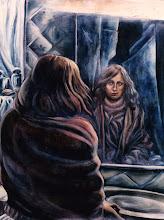 """""""Reflexiones"""" (Autorretrato)"""