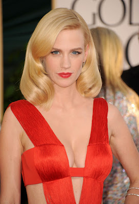 After We Are Marshall, January Jones Still Turning Heads