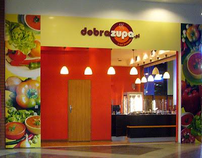 Gdansk Carrefour Dobra Zupa