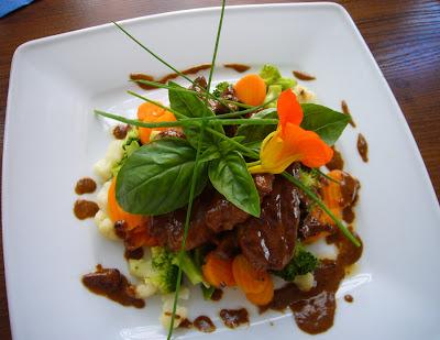 polędwiczka restauracja Cico Gdansk