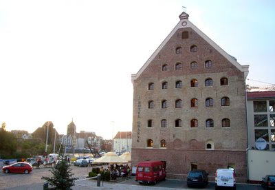 Hotel Gdansk, Brovarnia