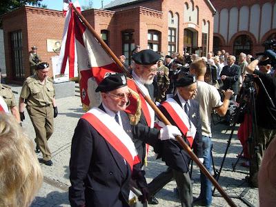 Muzeum Powstania Warszawskiego 31 lipiec 2008