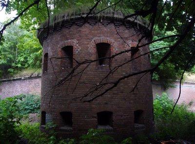 anielinki fortyfikacje stare szkoty