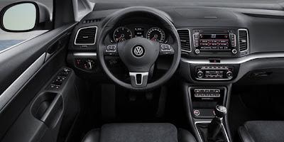 Fotos do monovolume Volkswagen Sharan 2011
