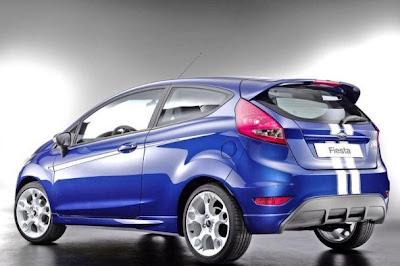 Fotos do novo Fiesta Esporta - Fiesta Sport+