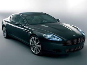 Aston Marti Rapide