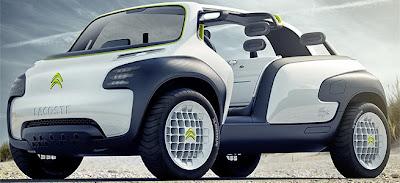 citroen carro conceito