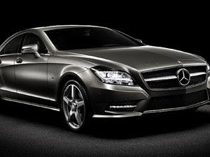 Mercedes-Benz CLS 2012