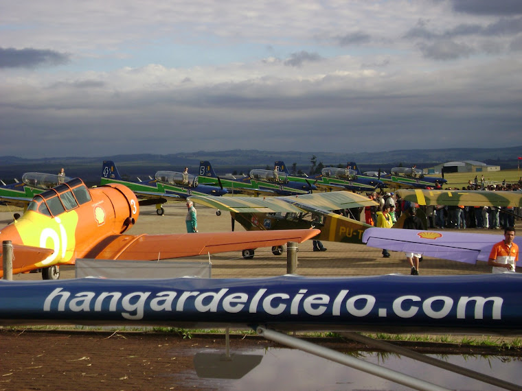 10º Festival de Broa Fly-IN- Brasil