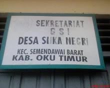 Sekretariat GSI sukanegeri