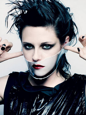 Kristen Stewart Interview on Fleamarketprincess  Kristen Stewart Interview Mag Spread