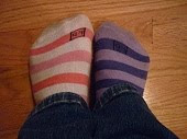 CELEBRATING SOCKS! (with Em from wonkyquilter.com)