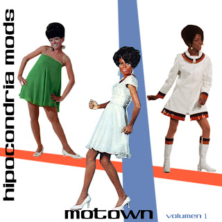 Hipocondria Mods: Motown Vol.1