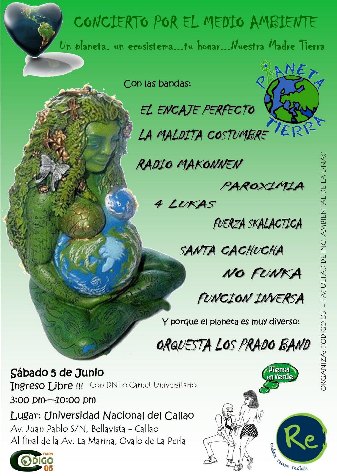 Afiches Del Medio Ambiente