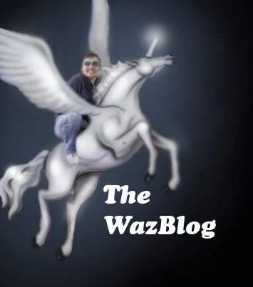 The WazBlog