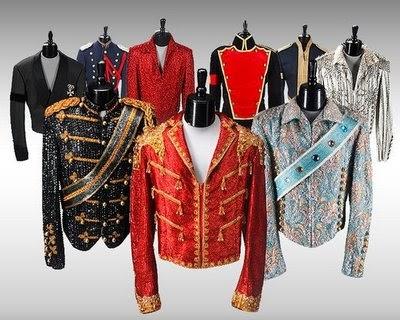 Michael Jackson Moda A Os 80