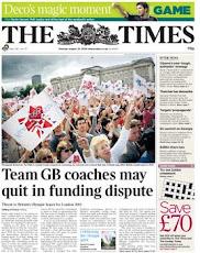 Beijing-PR linked Rupert Murdoch-ed Times, London
