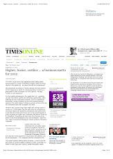 KHOODEELAAR! questions latest fanatic, cult-like plug for CRASSrail by Murdoched Times